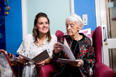 Dementia Care at Manor Park